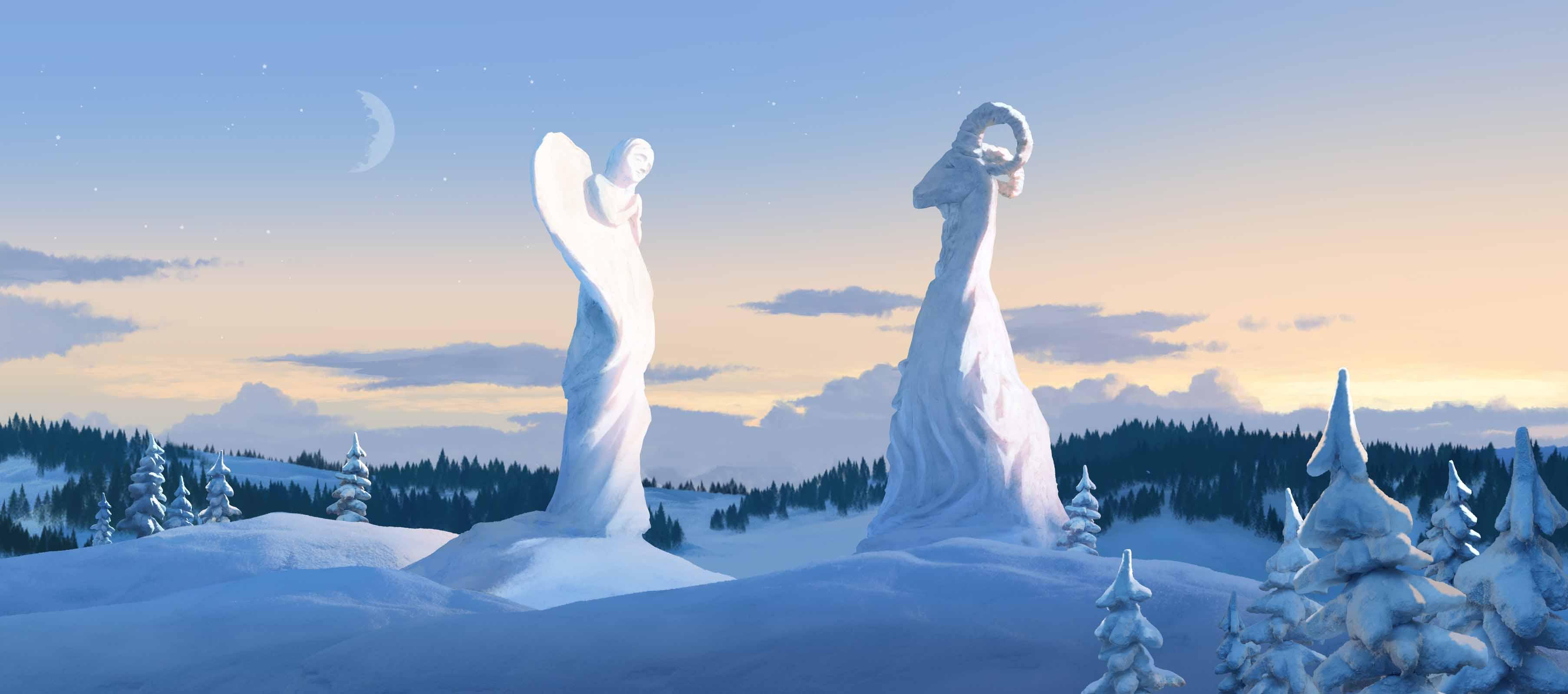 Julius et le père Noël