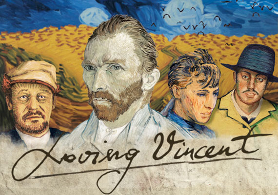 La passion selon Van Gogh