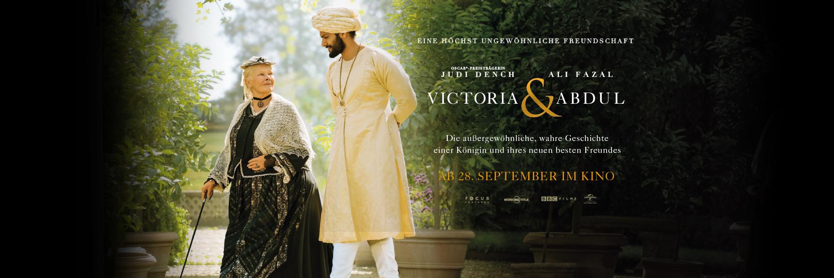 Victoria et Abdul (Confident Royal)