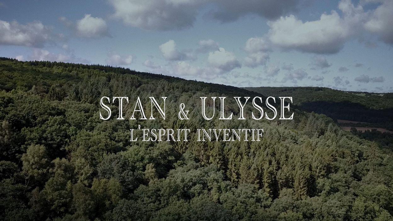 Stan et Ulysse, l'esprit inventif
