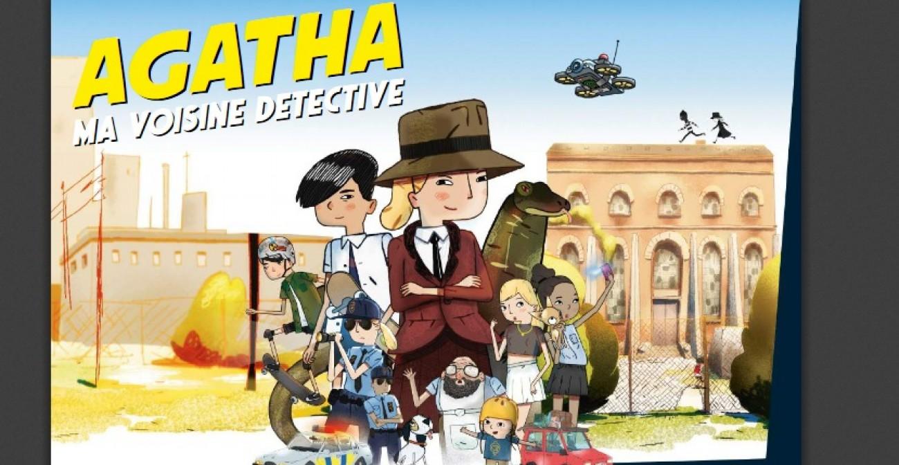 Agatha ma voisine détective