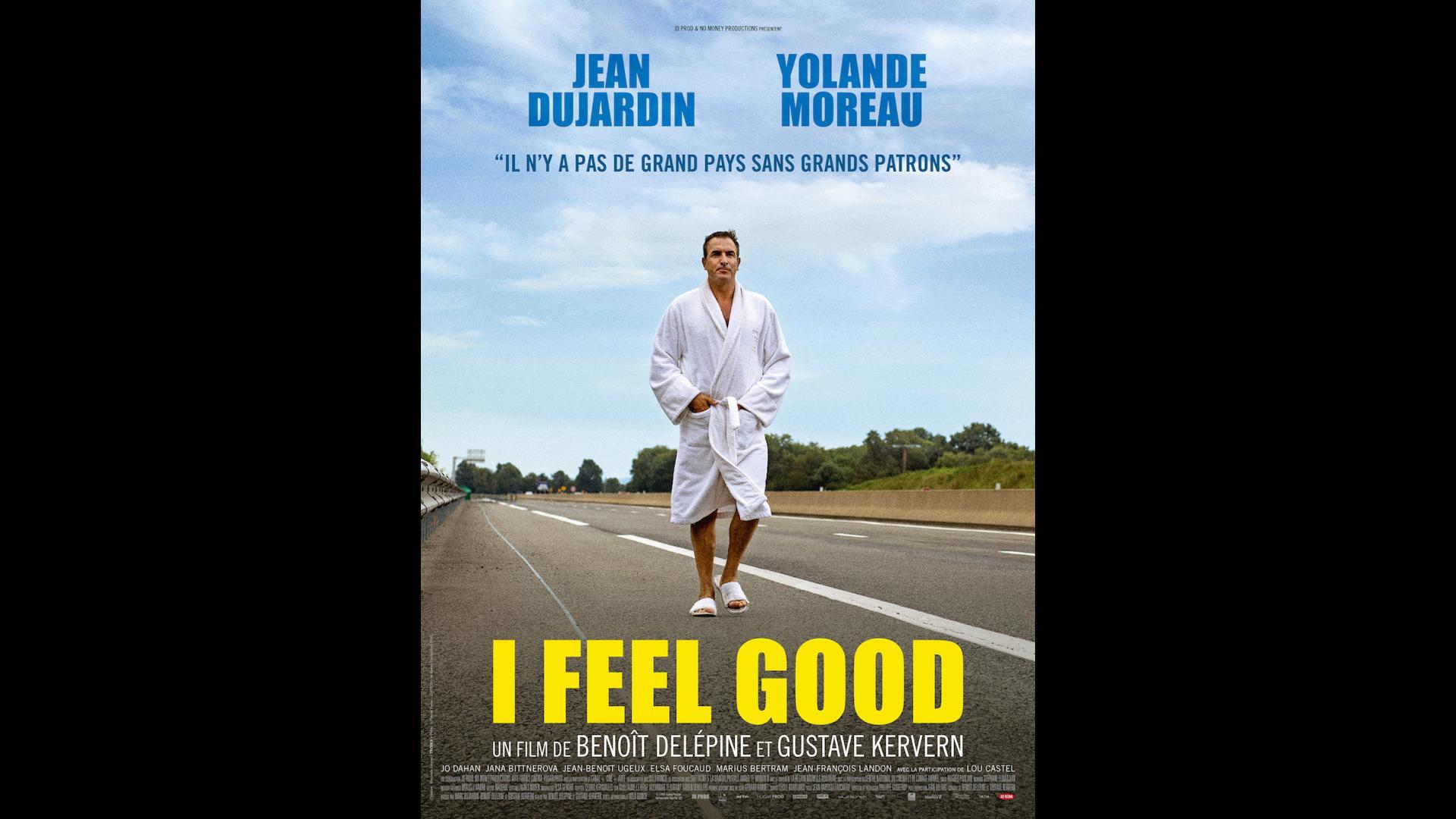 I feel good