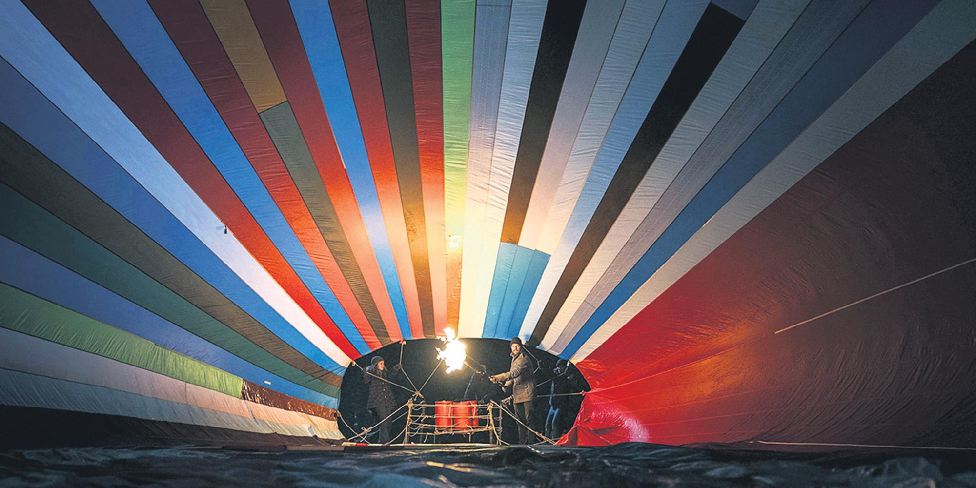 Le Vent de la liberté (Ballon)