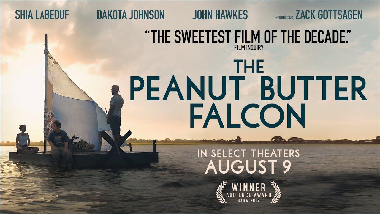 The butter peanut falcon