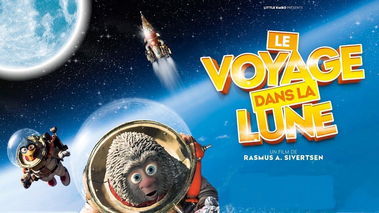 Solan et Ludvig: le voyage dans la lune