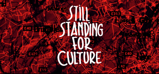 Still Standing For Culture!